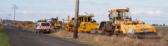 BNSF Maintenance Equipment