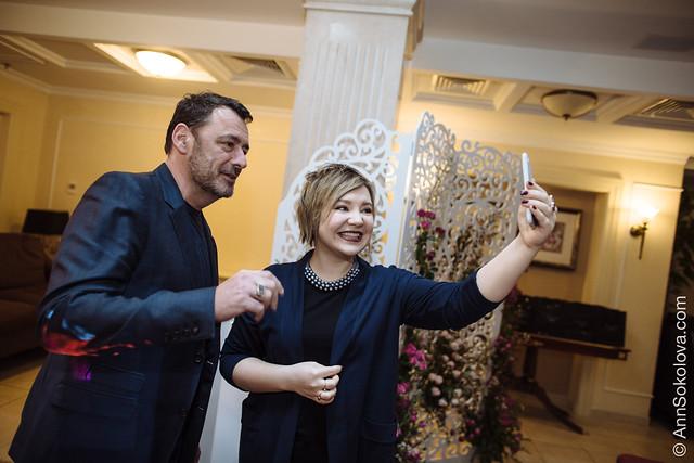 Herve Gambs Ann Sokolova in Kiev