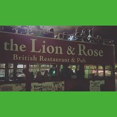 #lionandrosepub #lionandrosedoubledeckerbus This The Lion and Rose Double Decker bus
