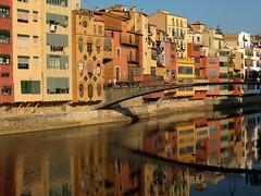 Pont de la Princesa i Cases de l'Onyar, Girona