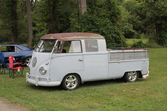 Volkswagen Bus Pickup Truck