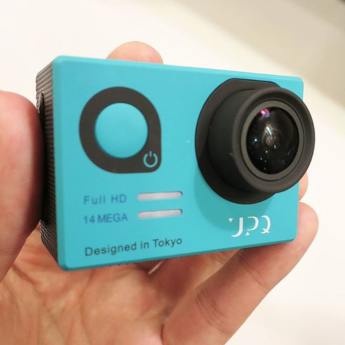 こちらのカメラもおおいに気になる。