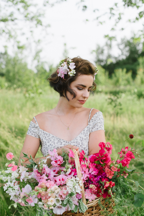 Celine Kim Photography Sweet Gale Gardens Herb n Meadow Floral styled shoot-6