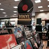 Vinyl at B&N. Who knew?