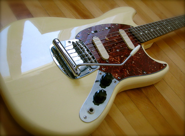 Vm Mustang Pickguards What S The Deal Squier Talk Forum