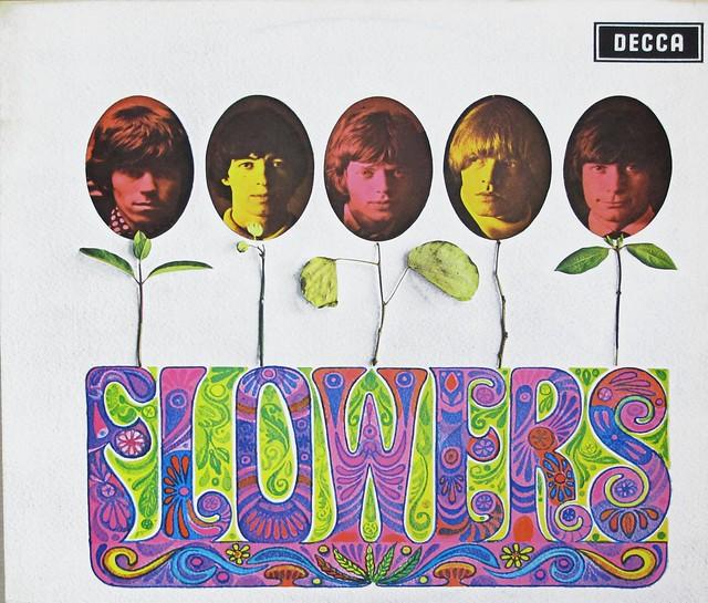 "ROLLING STONES FLOWERS Germany 12"" LP VINYL"