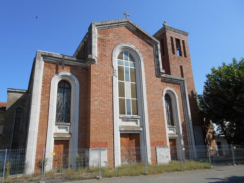 chiesa, Anita,  città di fondazione, Argenta