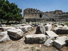 2015 Passage en Turquie égéenne,-archéologie et nature