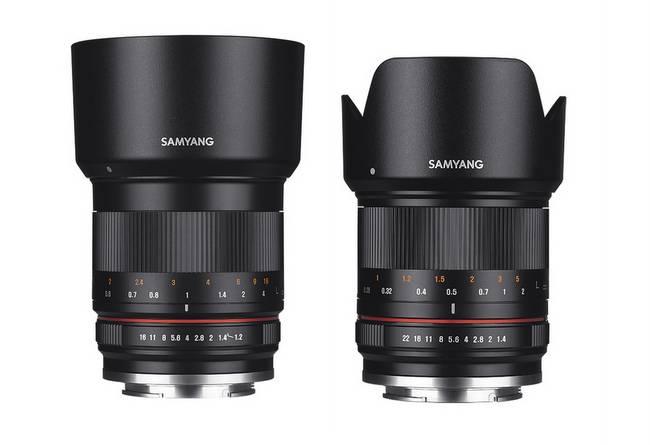 Samyang 50mm f/1.2 Et 21mm f/1.4 20975511904_95b34ac9ba_o