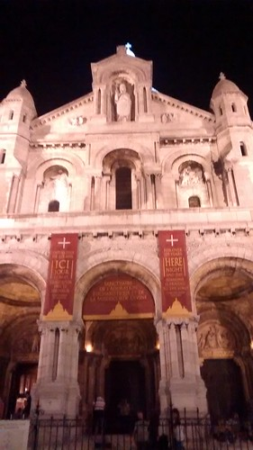 Paris Sacre Coeur Aug 15 3
