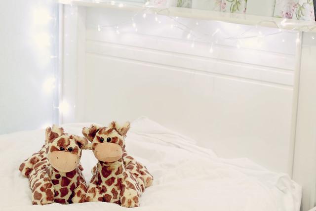#100HappyDays: (21) Pantufas de girafa ❤