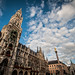 Marienplatz, Munich #9318 by svenpetersen1965