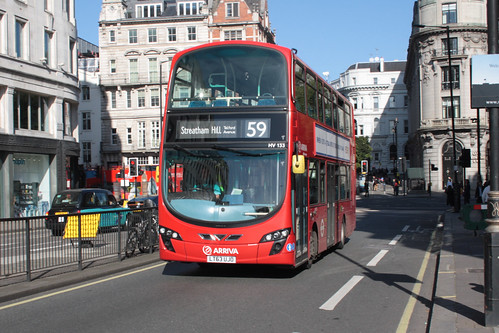 Arriva London South HV133 LT63UJO
