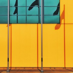 Abstractions Yellow No. 2 (IKEA Adelaide)