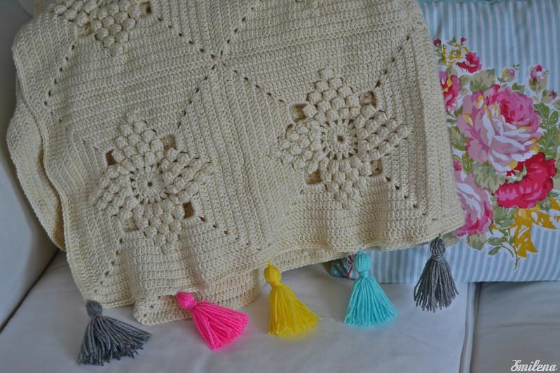 Smitten blanket ve püskül yapımı