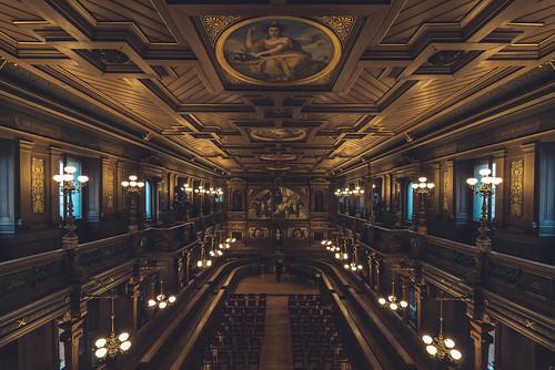 Universität Heidelberg - Alte Aula