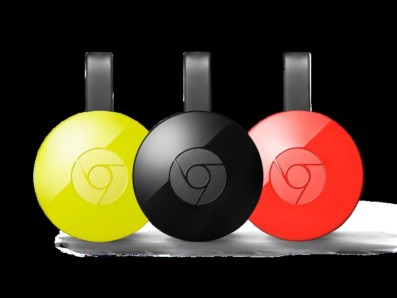 Chromecast (2015) - Colors