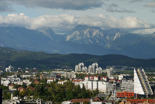Ljubljana & the Alps
