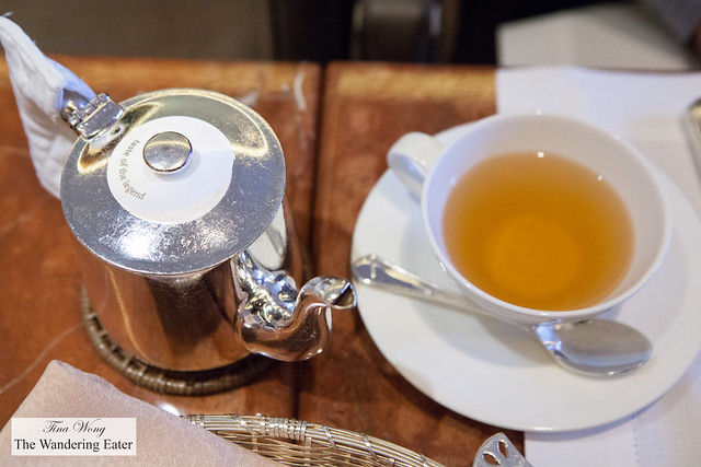 Taste of the Legend (Mandarin Oriental's Signature Blend) tea