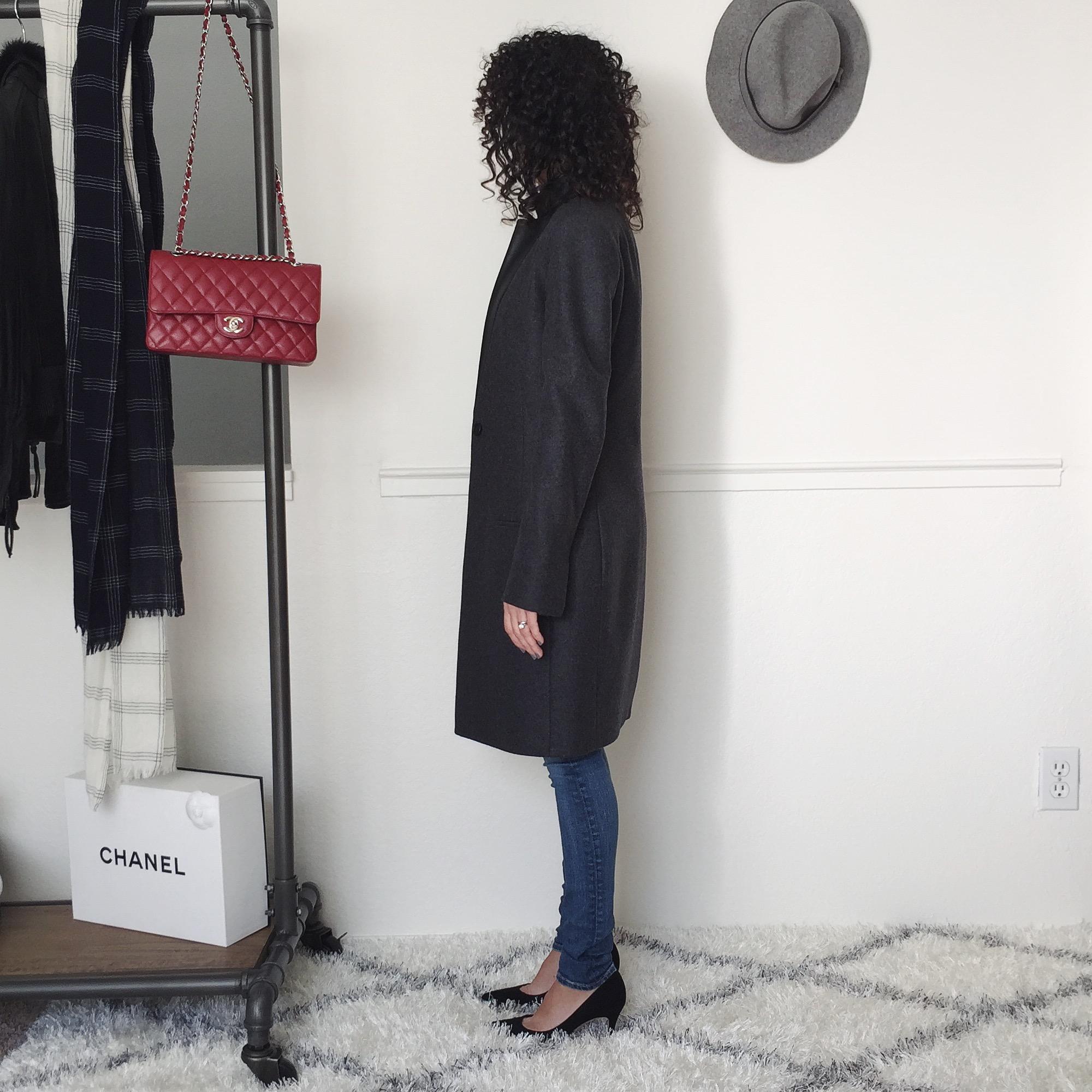 allsaints lorie coat