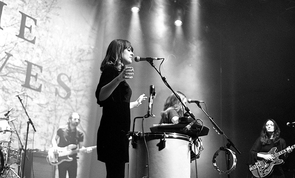 The Staves @ Roundhouse, London 09/11/15