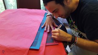 MondoCon 2015 :: Ciro Nieli autographs
