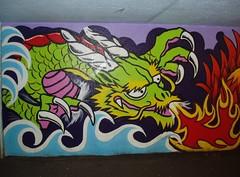Subway Murals & Street Art