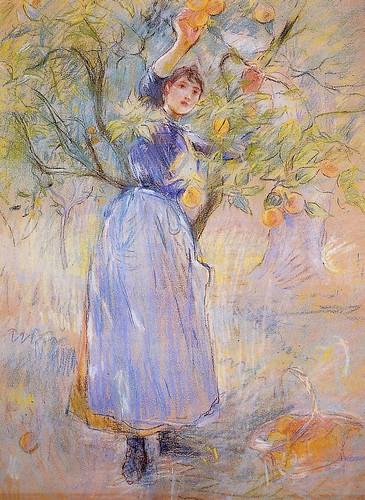 morisot_orange_picker_1889