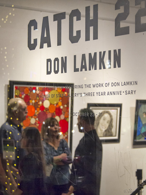 Don Lamkin Stay Gallery Anniversary