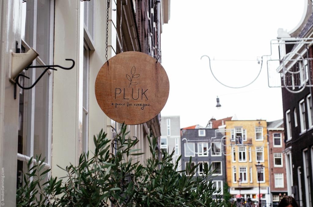 Amsterdamming, Pluk