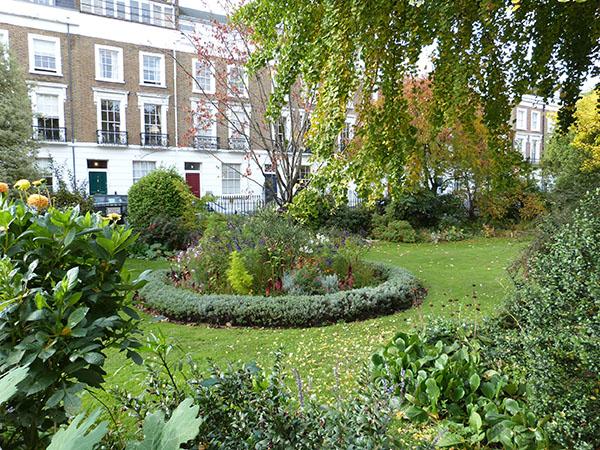 jardin markham square