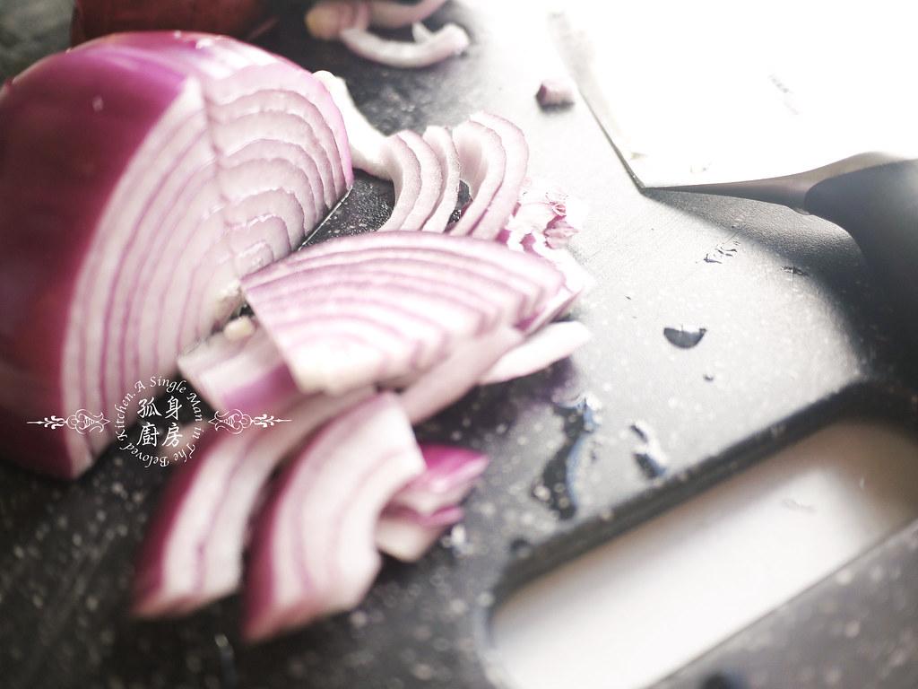 孤身廚房-小小偷吃步的法式洋蔥濃湯5