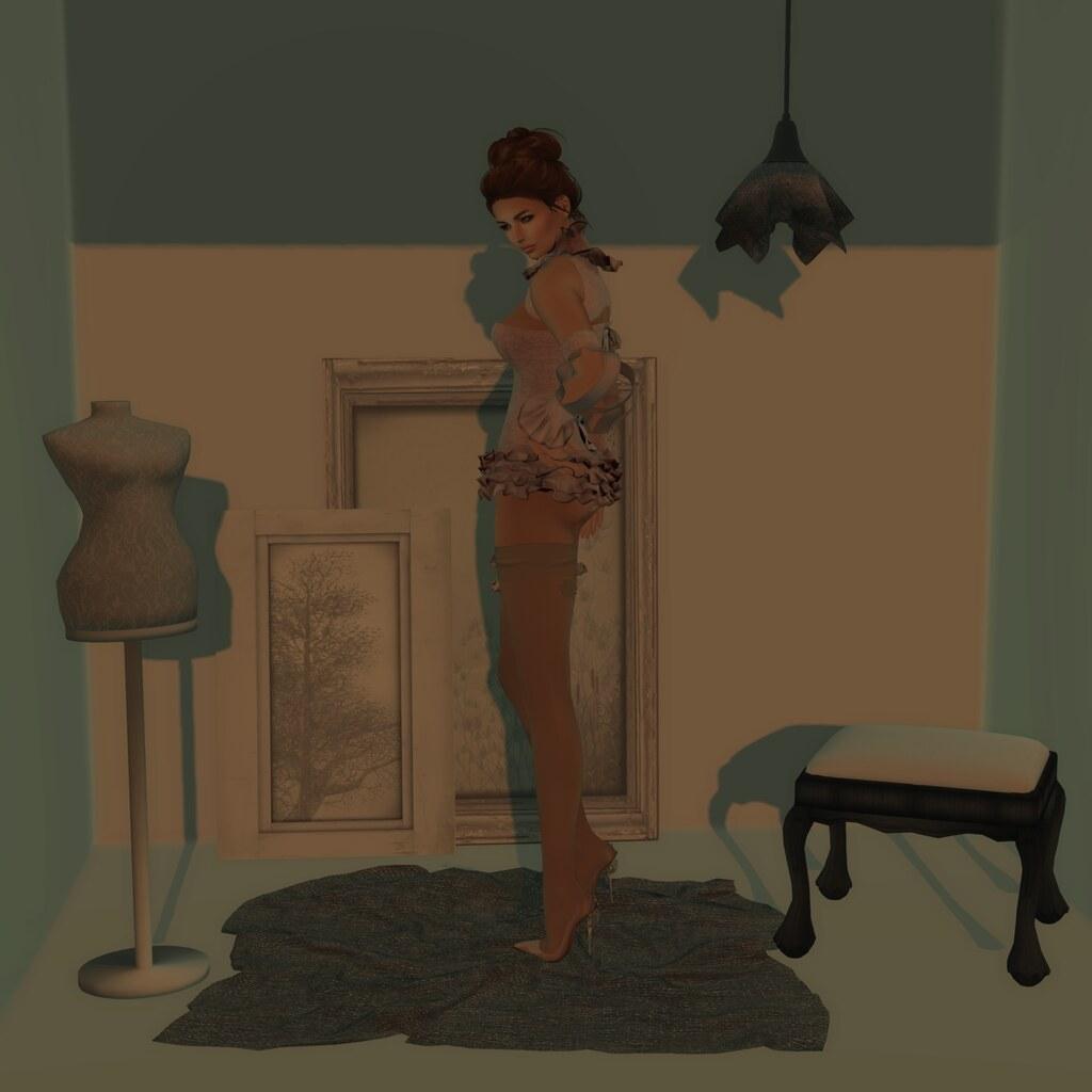 Model or mannequin