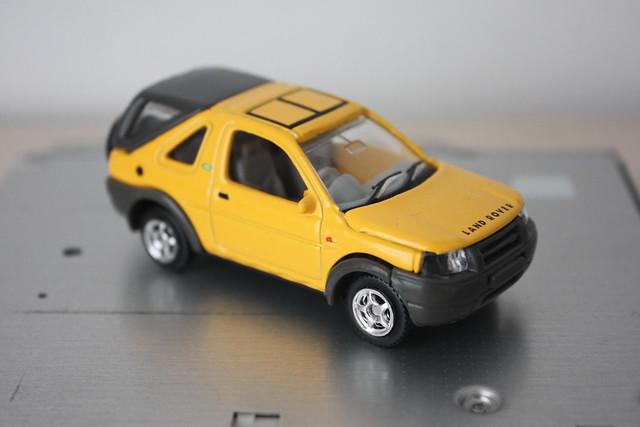 [Welly] Land Rover Freelander