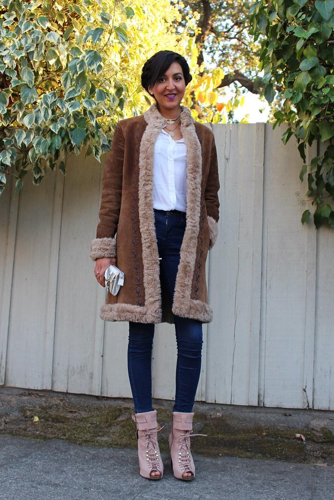 70s Inspired Coat 5