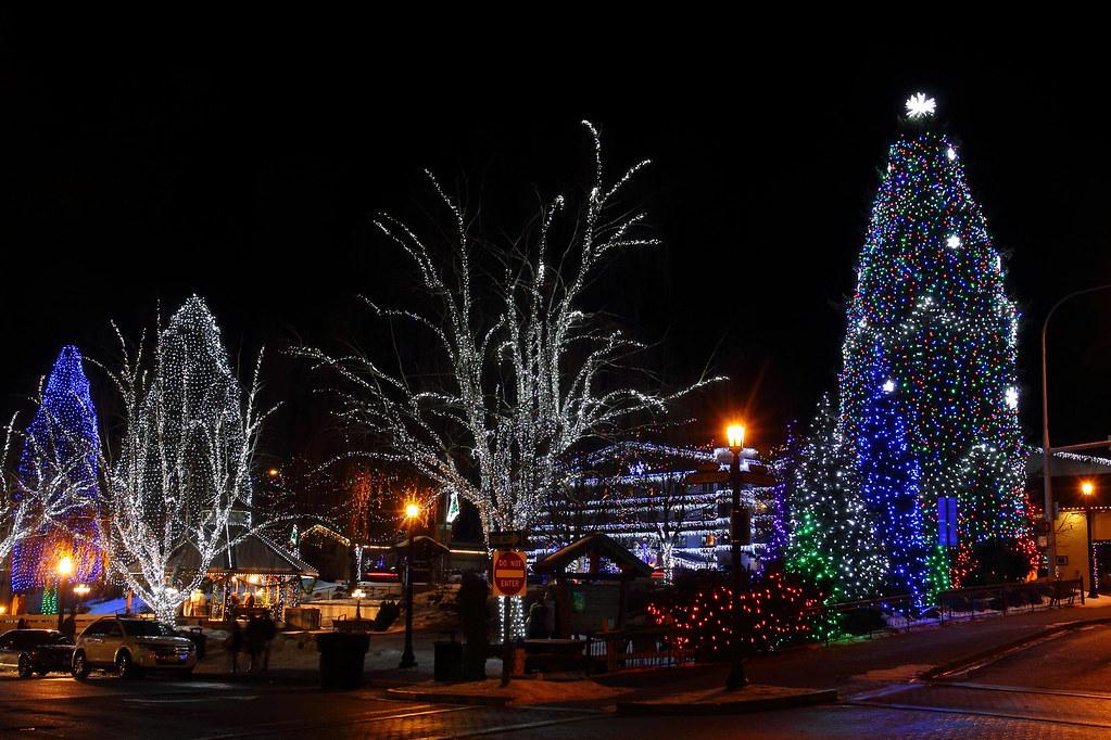 Leavenworth Christmas Lighting Festival, 2015
