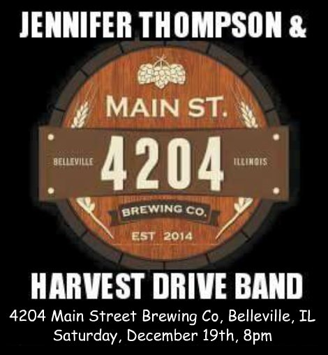Harvest Drive Band 12-19-15