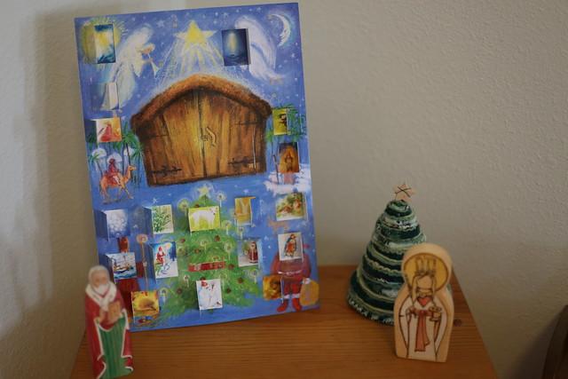 this year's Advent calendar