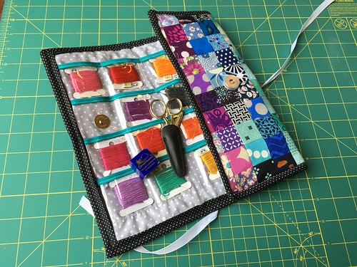 Embroidery Floss Holder