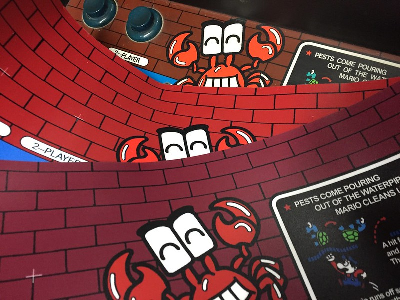 Color accurate Mario Bros CPO [Archive] - KLOV/VAPS Coin-op