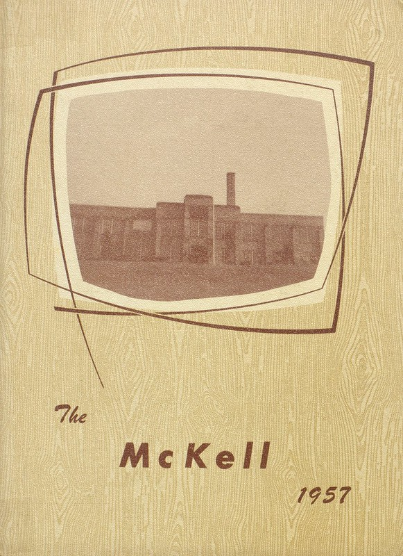 1957 McKell High School Yearbook