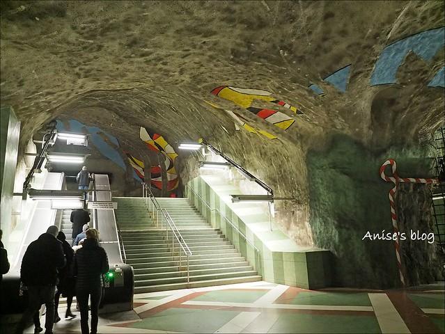 斯德哥爾摩藝術地鐵010