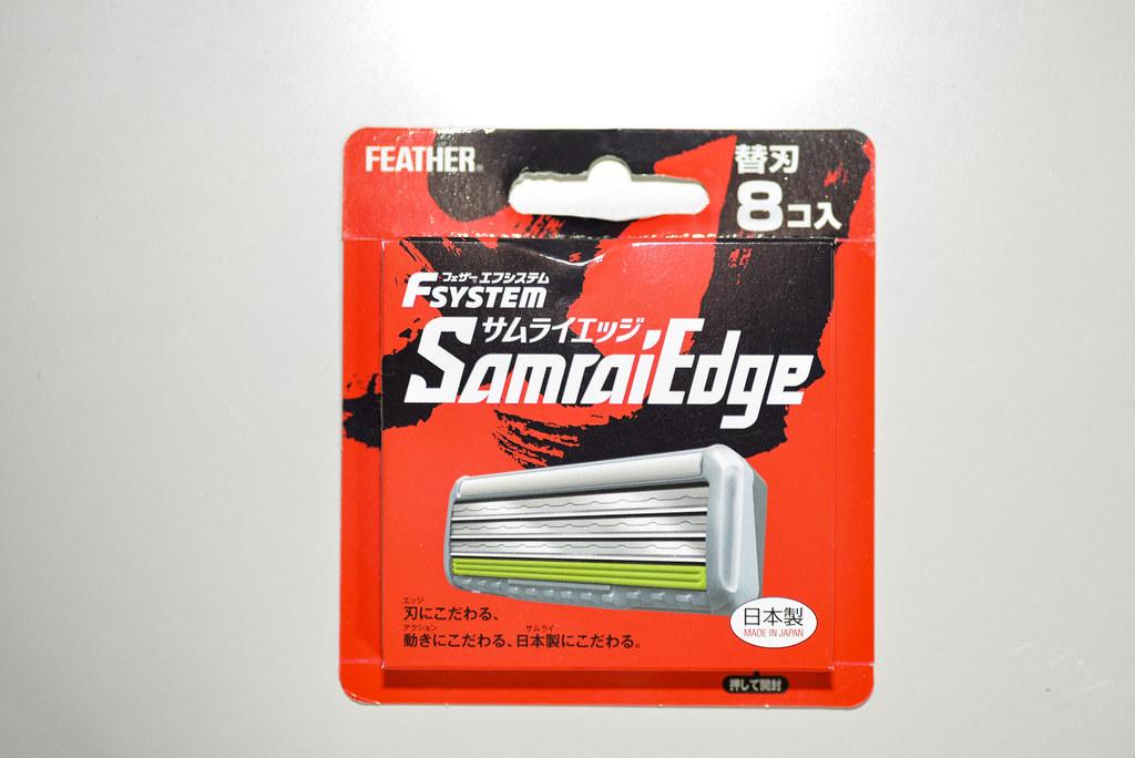 FEATHER Samrai Edge