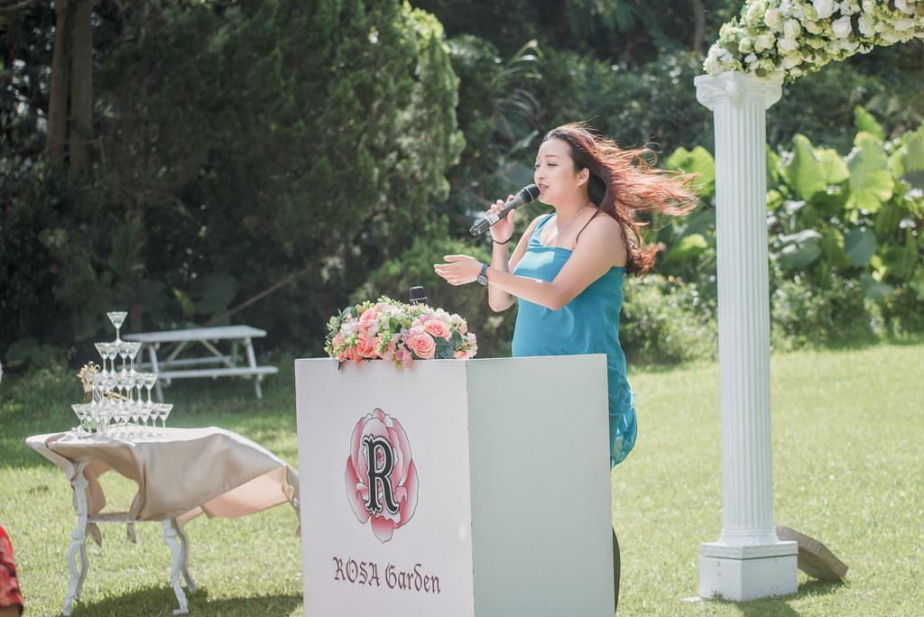 005羅莎會館 戶外婚禮