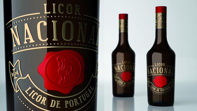 Licor Nacional - Rebranding