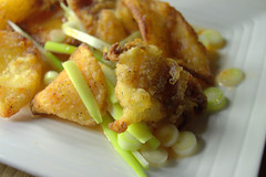 Crispy Coated Squid & Sweet Chilli Sauce