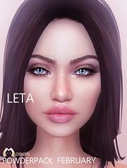 Leta- skin for PowderPack