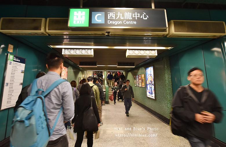 香港西九龍中心逛街商場01