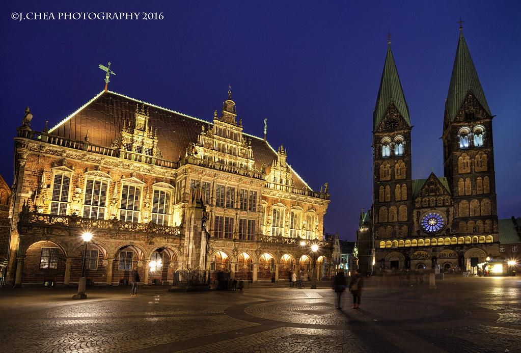 Bremen alemania tripcarta for Design hotel ueberfluss