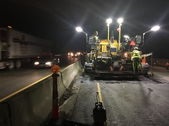 I-5 Hill Ditch to Joe Leary Slough - Paving